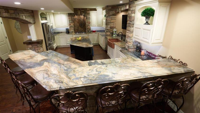 Quartzite Bar