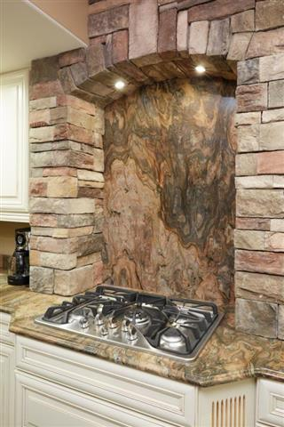 Quartzite Range - Close Up