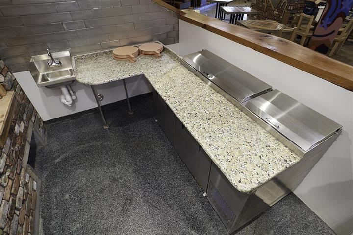 Granite Commercial Kitchen