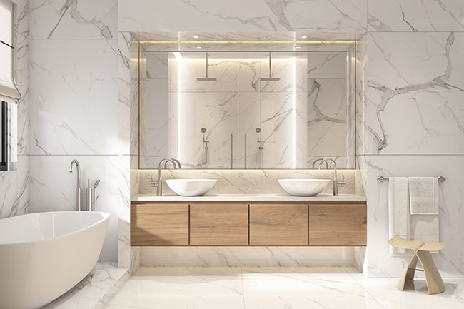 Latest Bathroom Trends of 2020
